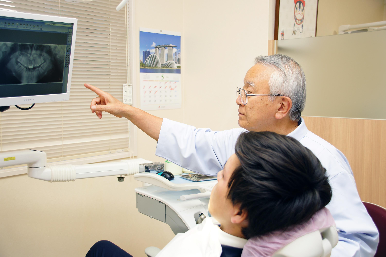 インプラントは、歯科医師と患者様の連携が必要な治療法です。