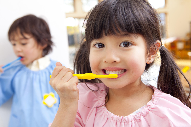 お子様のお口と健康を守るために素早い対応を心がけましょう